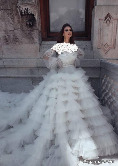لباس عروس ترک خاص