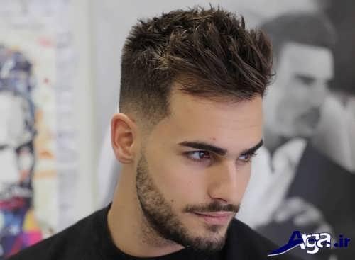 مدل موی کوتاه مخصوص آقایان جذاب
