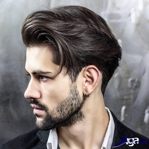 مدل های مو مردانه با جدیدترین متدهای آرایشی روز