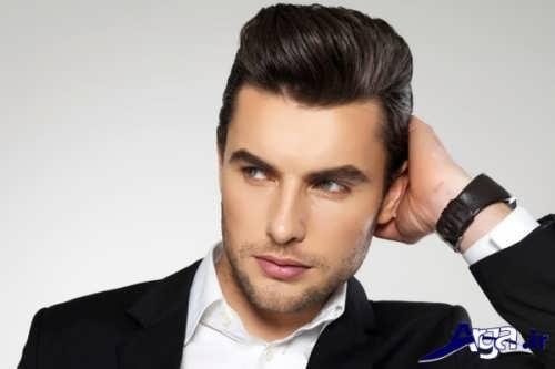 مدل های مو مردانه شیک