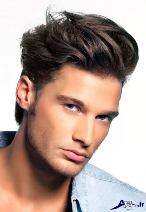 مدل موی زیبا و جذاب مردانه