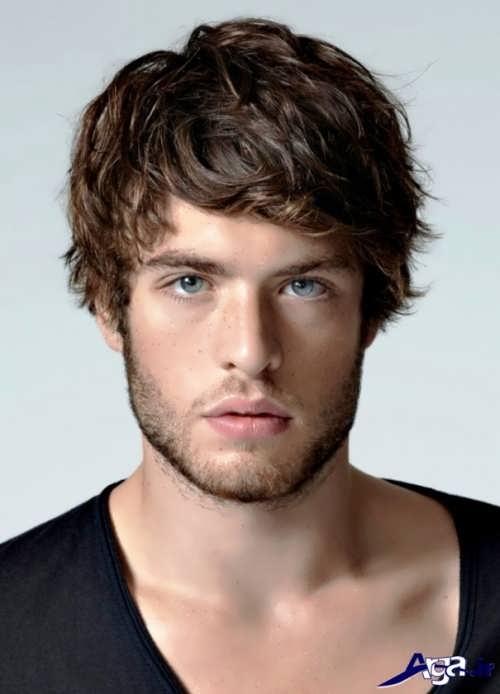مدل موی بلند و زیبا مردانه
