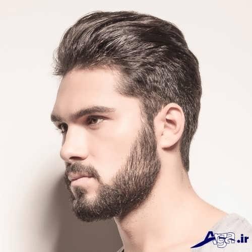 مدل موی متفاوت و زیبا برای آقایان