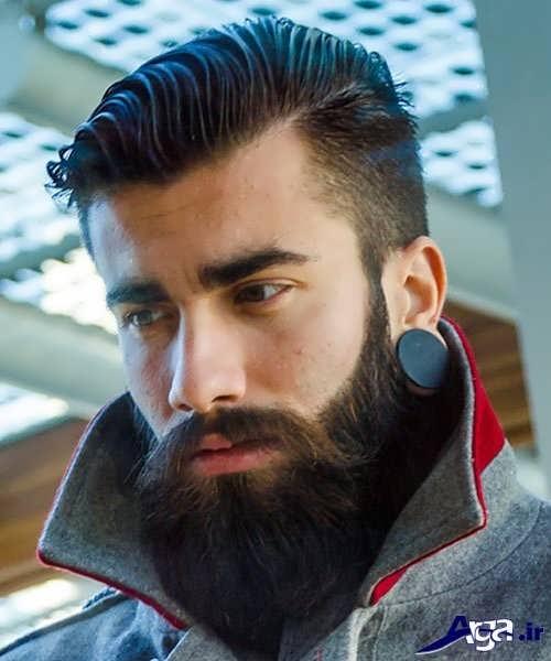 مدل موی زیبا و مد سال مردانه