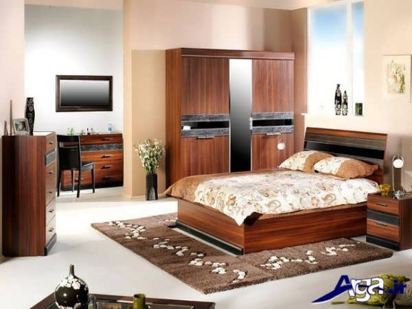 سرویس خواب مدرن و زیبا