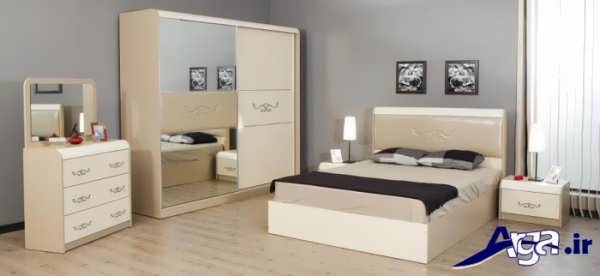 انواع طرح های سرویس خواب با طراحی بی نظیر