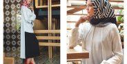 مدل مانتو دامن شیک و زیبا