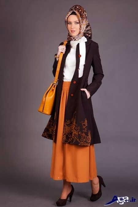 مدل مانتو دامن زیبا