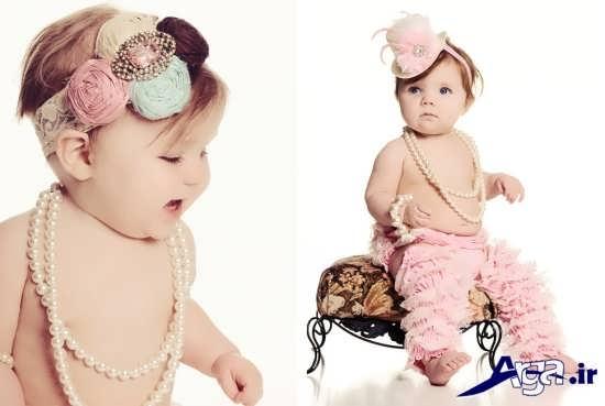 انواع نمونه های مدل عکس نوزاد