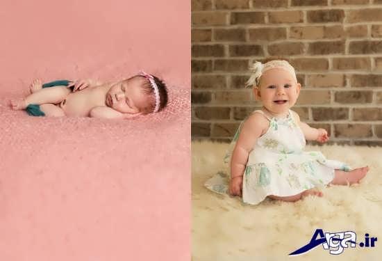 عکس های زیبا نوزاد