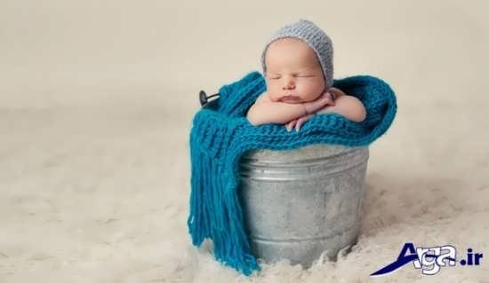 زیباترین نمونه های عکس نوزاد