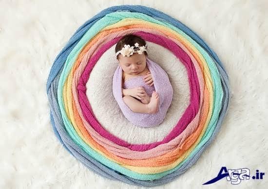 مدل عکس نوزاد زیبا و جذاب