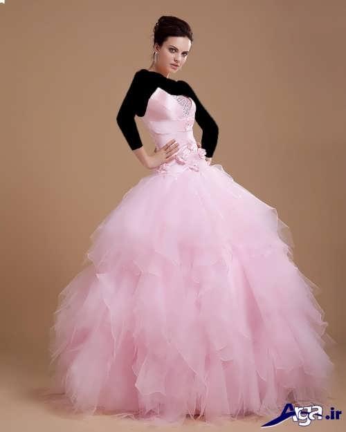 طرح های متفاوت و زیبا لباس های پرنسسی