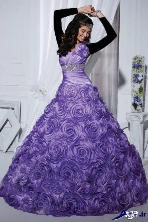 مدل های لباس های نامزدی پرنسسی
