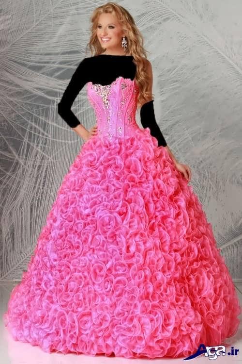 لباس های زیبا پرنسسی