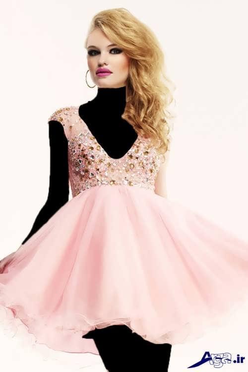 لباس های کوتاه پرنسسی