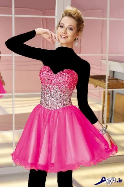 زیباترین نمونه های لباس های پرنسسی