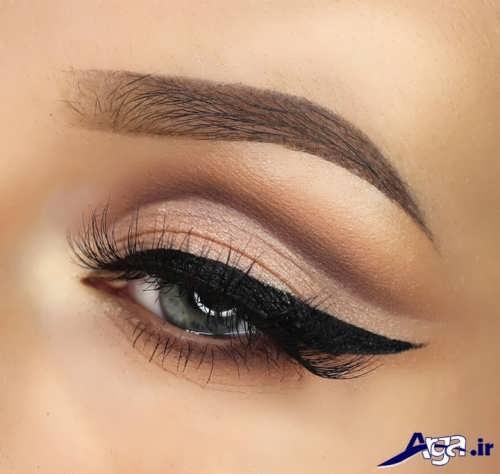 زیباترین مدل های آرایش چشم عروس