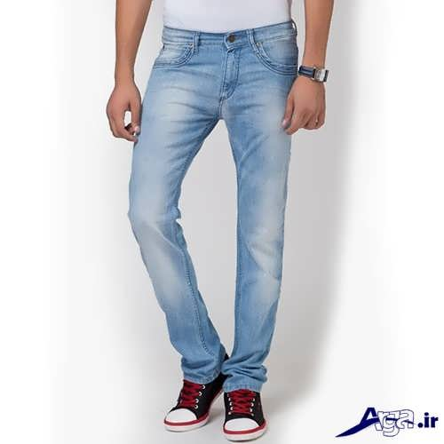 مدل شلوار جین سایه دار مردانه