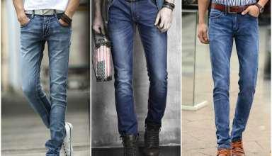 مدل شلوار لی مردانه جدید برای آقایان خوش سلیقه