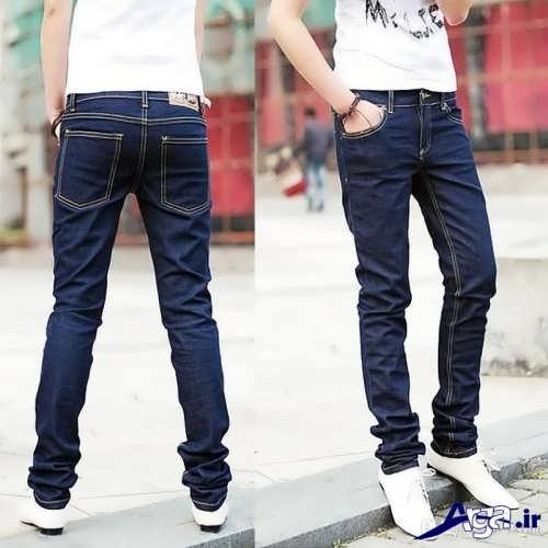 شلوار جین مردانه با طرح های مد سال