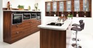مدل کابینت چوبی با انواع طرح های کلاسیک و مدرن