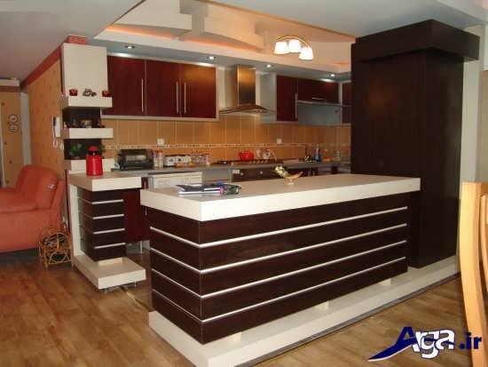 انواع نمونه های مدل کابینت چوبی