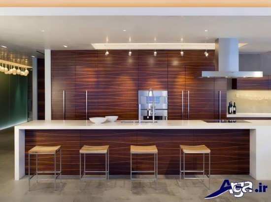 مدل های زیبا کابینت برای آشپزخانه های مدرن