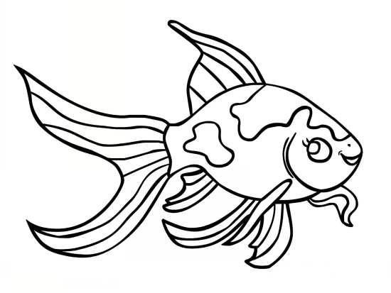 نقاشی و رنگ آمیزی ماهی