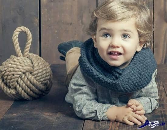 عکس پسربچه ناز و بانمک