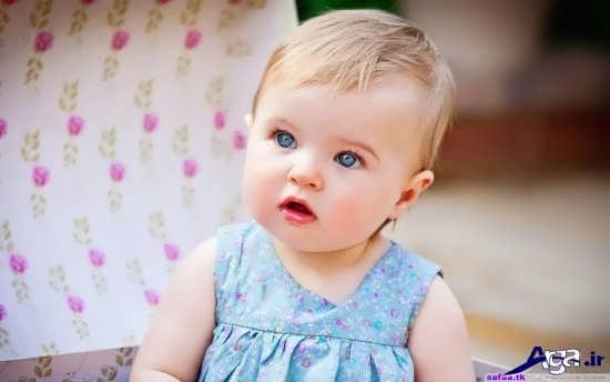 عکس بچه زیبا