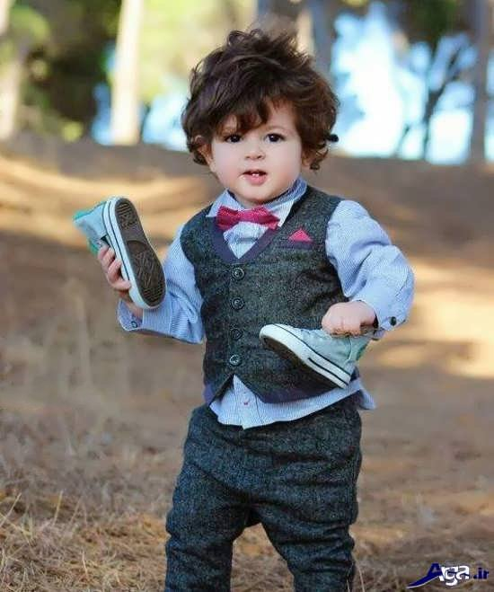 عکس کودکان زیبا و بامزه