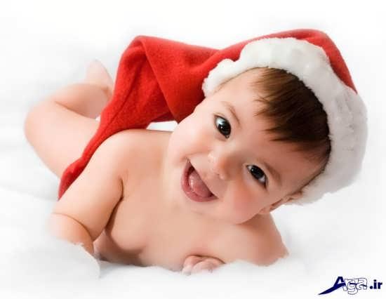 عکس کودک پسر زیبا