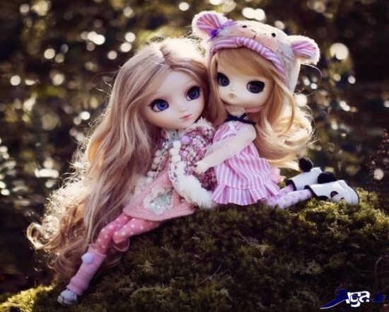 عکس زیبای عروسکی