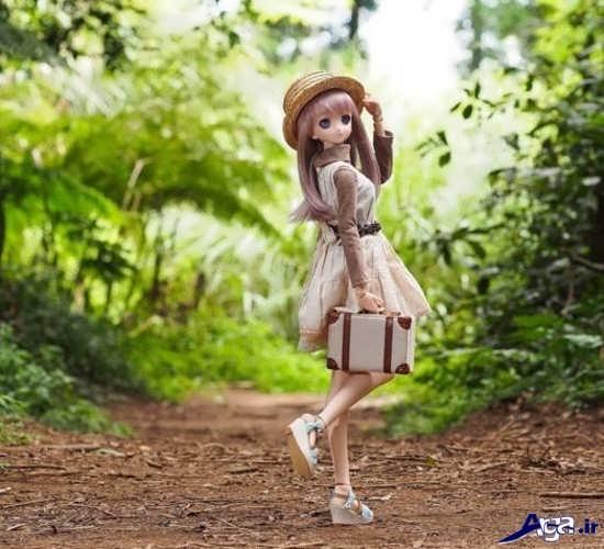 عکس عروسکی دخترانه