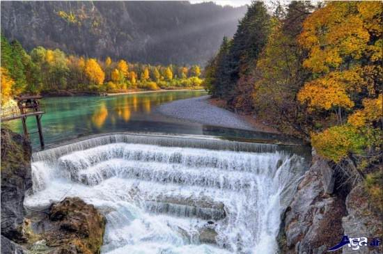 گالری زیبا ترین آبشار های دنیا