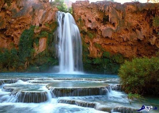 زیباترین عکس مناظر طبیعی