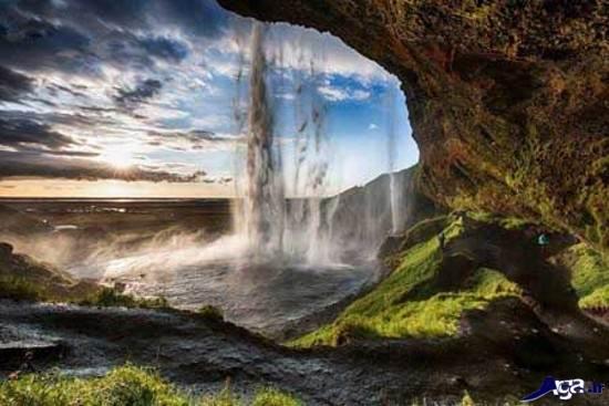 جذاب ترین آبشار های ایران و جهان