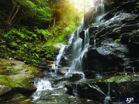زیبا ترین آبشار های دنیا