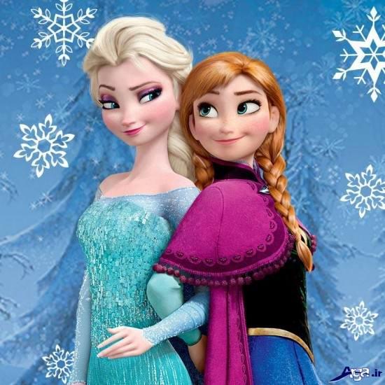 السا و آنا عکس قشنگ