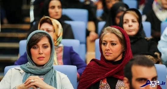 عکس بازیگران در افطاری رئیس جمهور