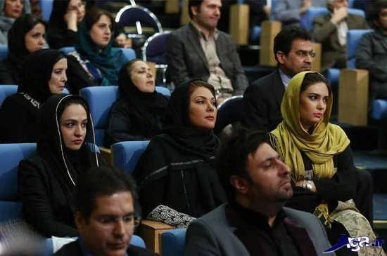عکس های بی حجاب بازیگران زن در افطاری رئیس جمهور