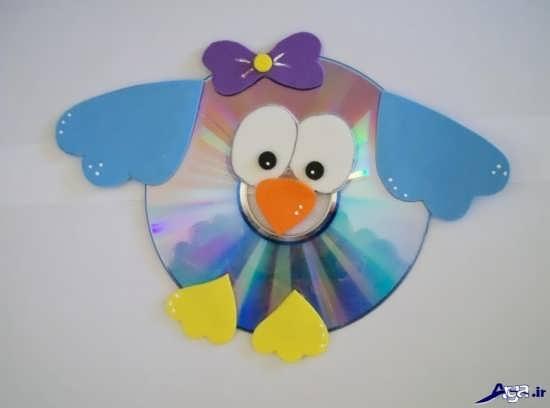 کارستی با سی دی برای کودکان