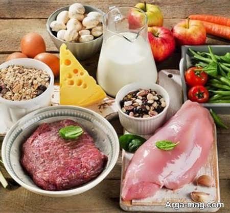 رژیم پروتئینی برای کاهش وزن