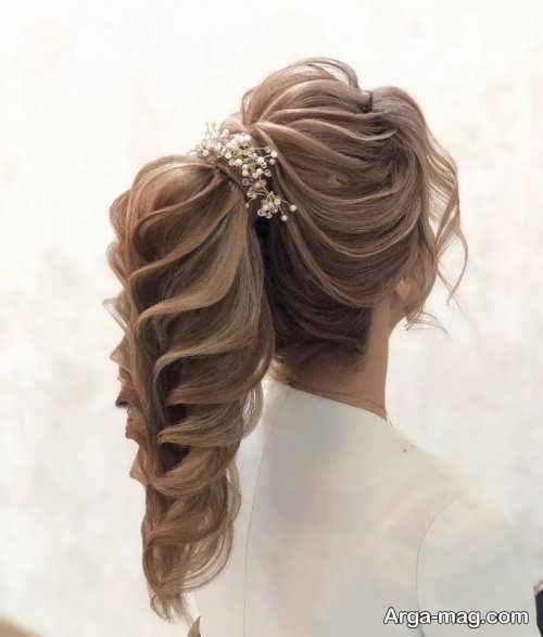 تصاویر مدل موهای نیمه باز