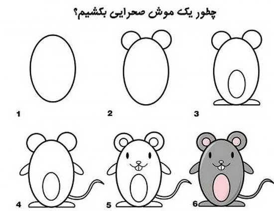 نقاشی های ساده و آسان