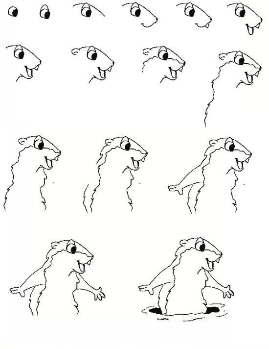آموزش های ساده نقاشی