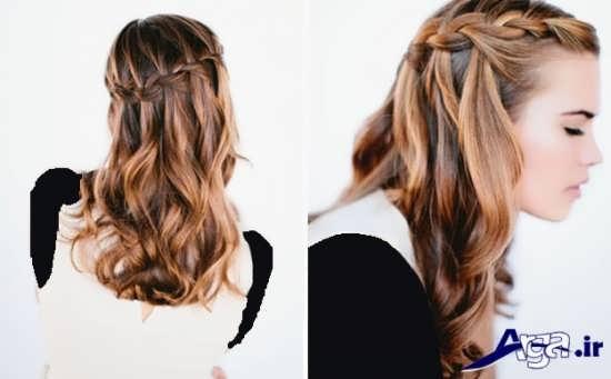 انواع مدل های موی ساده