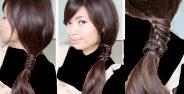 مدل موی ساده دخترانه شیک و زیبا