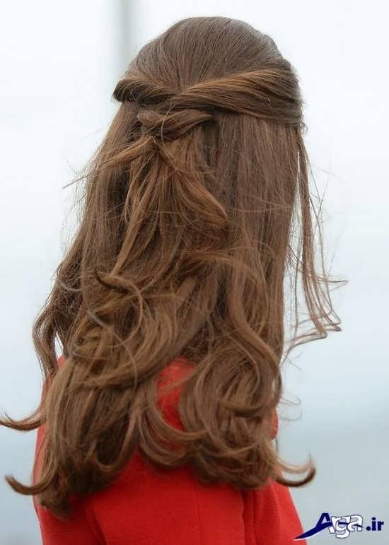 مدل موی جذاب دخترانه